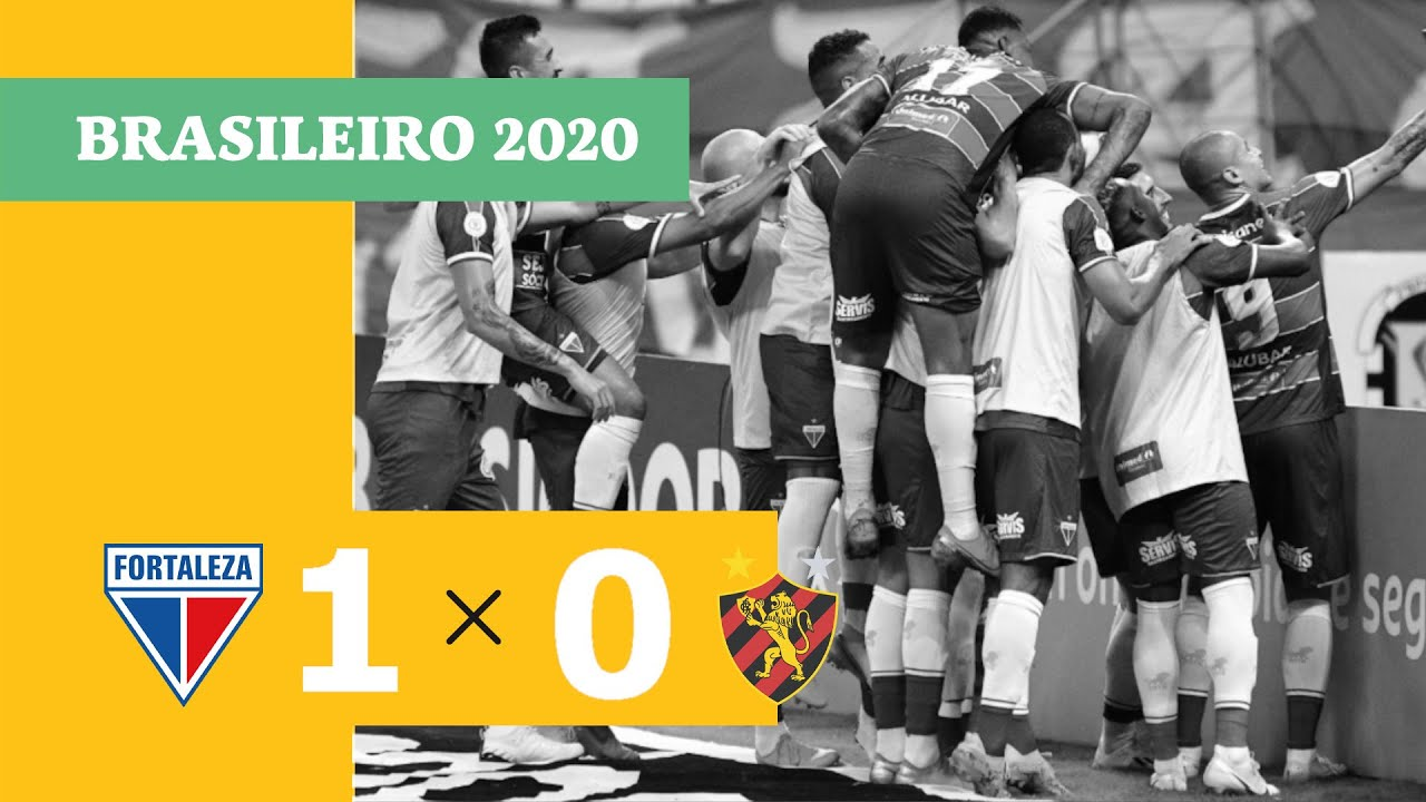 Форталеза  1-0  Спорт Ресифи видео