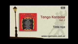 Tango Karaoke Vol.2 - Tinta roja