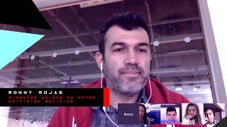 Ronny Rojas participará en IX Encuentro de Periodismo de Investigación