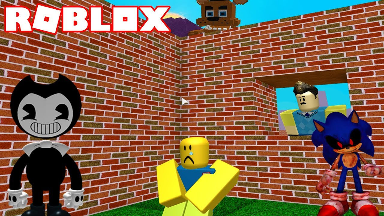 Build To Survive Roblox Roblox Build To Survive Monsters Youtube