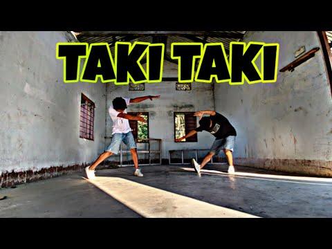 Taki Taki | Duo Dance Cover | SK dance video