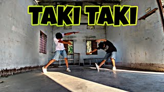 Taki Taki | Dance Cover | SK dance video