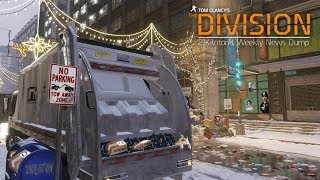 Tom Clancy's The Division 21Kilotons News Dump 6th October