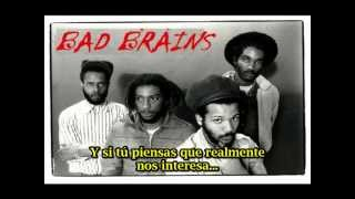 Bad Brains Banned In Dc (subtitulado español)