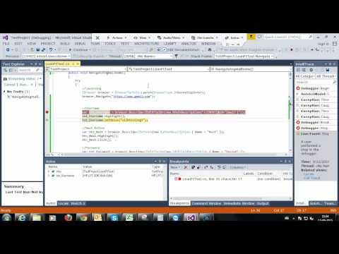 LeanFT Session XPath