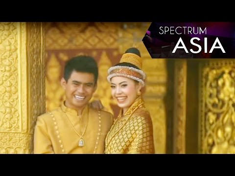 Spectrum Asia— Laos 11/13/2016 | CCTV