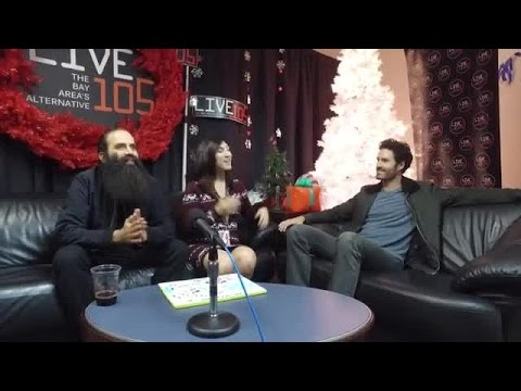 Interview: Capital Cities At LIVE 105 Not So Silent Night