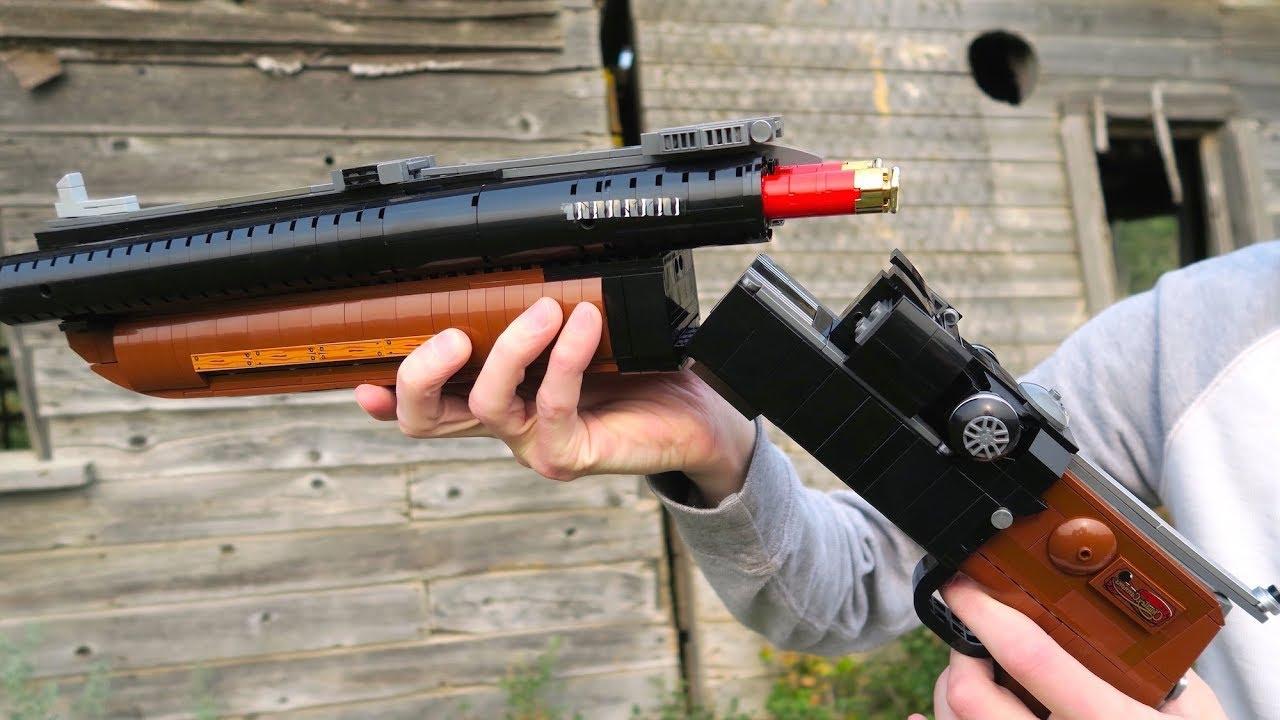 LEGO Fortnite Double Barrel Shotgun