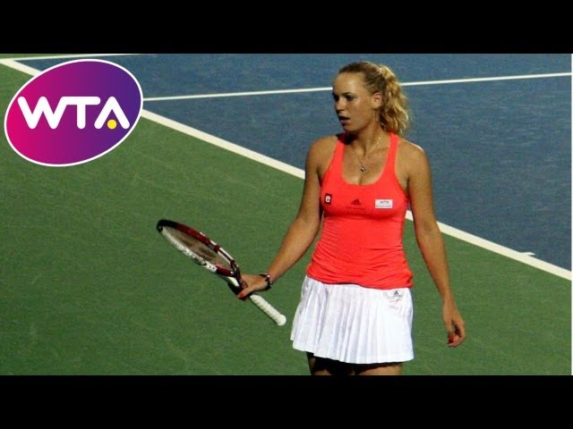 Caroline Wozniacki qualifies for the 2011 TEB BNP Paribas WTA Championships in Istanbul
