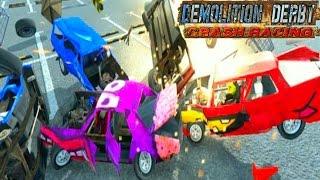 Новое  ураганное дерби машинок demolition derby crash  racing Сражение машин на ринге и на трассах(Новое ураганное дерби машинок demolition derby crash racing Сражение машин на ринге и на трассах Demolition Derby: Crash Racing –..., 2017-01-01T03:00:01.000Z)