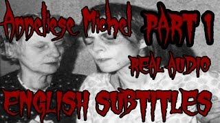 Video Anneliese Michel | ENGLISH SUBTITLES | ENHANCED AUDIO| REAL Exorcism audio tape download MP3, 3GP, MP4, WEBM, AVI, FLV April 2018