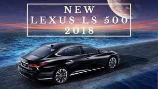 Обзор new Lexus LS 500. Новый Lexus LS 570. MAYORCARS - auto agency