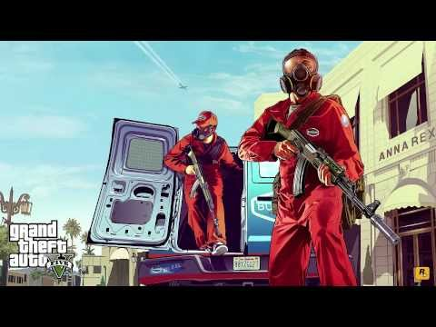 """The Germs - Lexicon Devil (Channel X) """"Grand Theft Auto V"""""""