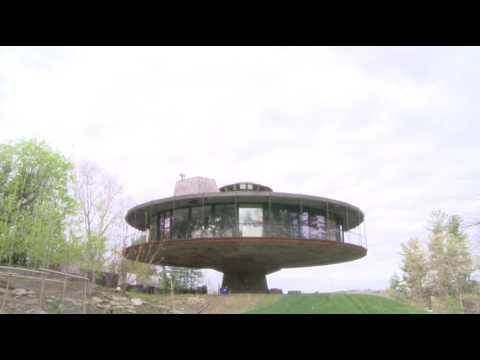 The Round House, Wilton Connecticut - Turning in Real Time