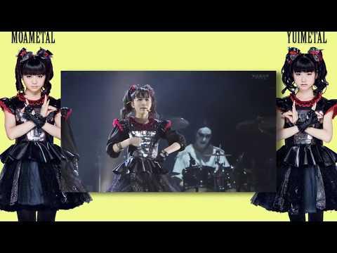 BABYMETAL - Meta Taro (Color Coded: Japanese, Romaji, English & Russian)