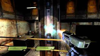 Quake 4 (Xbox 360) - Gameplay