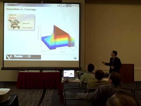 RADARCON09: Multistatic Pulse-Wave Angle-of-Arrival-Assisted Relative Interferometric RADAR