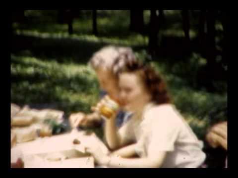 John & Lovina's Golden Wedding, March 1946