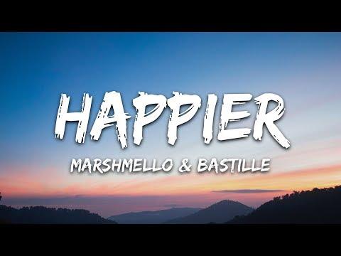 Marshmello Bastille - Happier