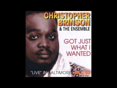 Christopher Brinson & The Ensemble -Jesus Knows