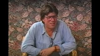 Tom Baker Interview by Monk Rowe - 9/13/1997 - Chautauqua, NY