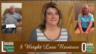 8 Weight Loss Reviews for Lincoln and Omaha Hypnosis Centers