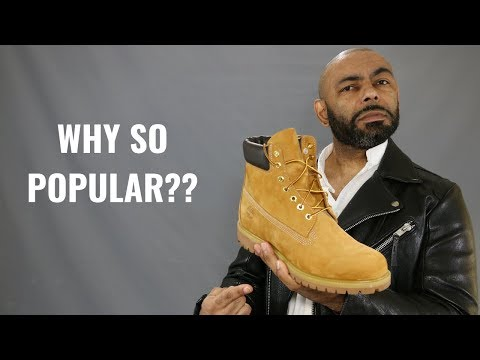 How Timberland Boots Became Popular