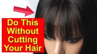 जवान दिखने के लिए बालों का हेयर स्टाइल | Easy Juda Hairstyle