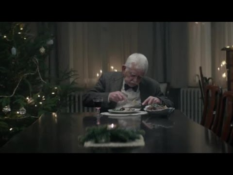 Is this the saddest Christmas commercial?
