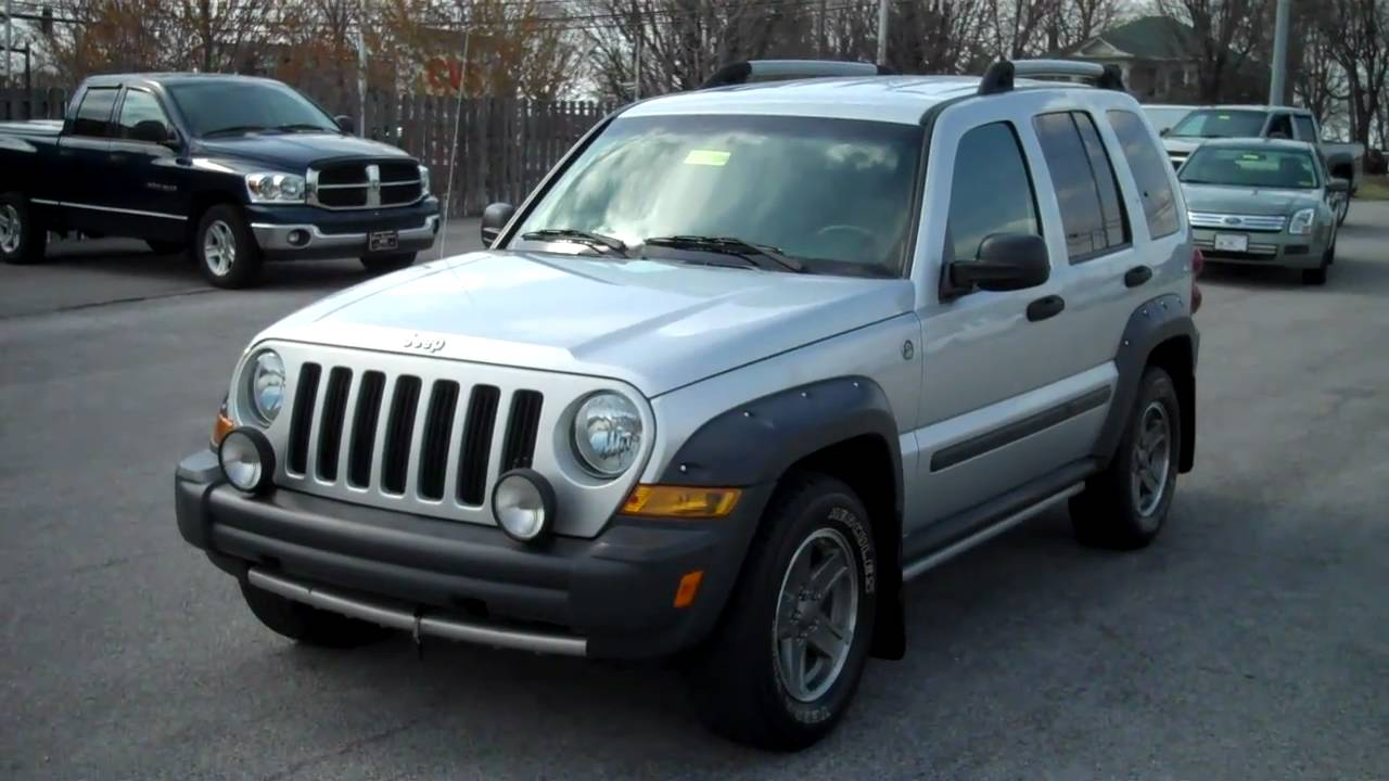 Beautiful SOLD...........2005 JEEP LIBERTY RENEGADE CALL TAMMY @ 615 405 8329    YouTube