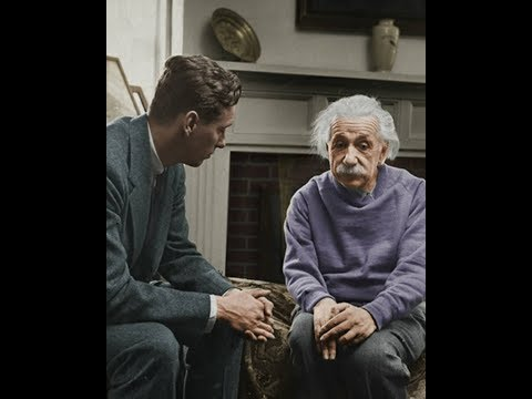 The Real Interview With Albert Einstein |  Radio Interview Einstein In USA | Real Voice Of Einstein