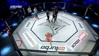 Najman vs Saleta-K-1(gala MMA Attack) 05-11-2011 2017 Video