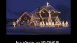 Mosca Design Christmas Holiday Lights