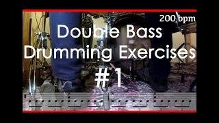 Video Double Bass Drumming Exercises by Gawron. Drum lesson #1 Binary download MP3, 3GP, MP4, WEBM, AVI, FLV Mei 2018