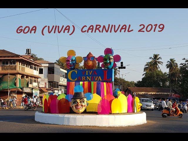 Goa Viva Carnival 2019 (Margao/Madgaon)