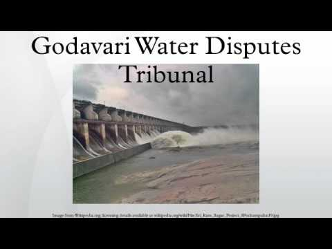 Godavari Water Disputes Tribunal