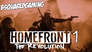 Homefront Revolution Gameplay ITA - Parte 1 Catturato