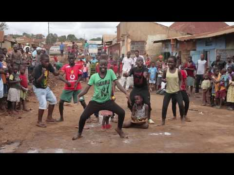 Ghetto kids dancing follow follow Hanson Baliruno  official video