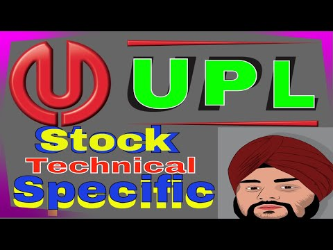 UPL Share as Stock Specific | UPL Technical Analysis Price Charts Analysis