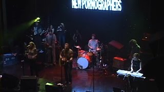 The New Pornographers Webster Hall full concert (2007)