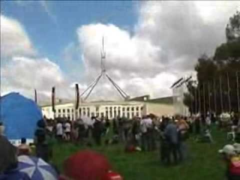 Convergence on Canberra Rally