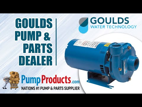Goulds Dealers Pump and Parts Catalog