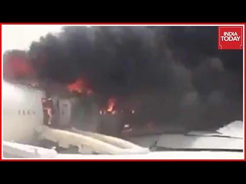 Emergency At Dubai Airport