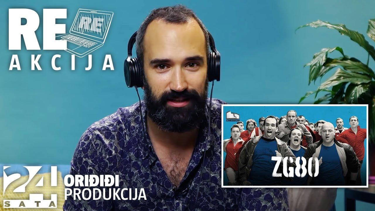 Marko Cindrić o filmu ZG80: Delije i Grobari su otežavali snimanje, možda snimimo i ZG90 | REAKCIJA