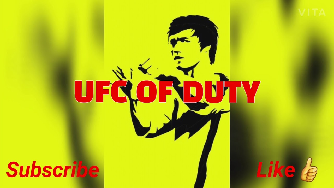 UFC OF DUTY Intro
