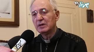 Emergenza sanitaria, Vescovo Mansi: «Il rispetto delle regole non è soltanto un fatto privato»