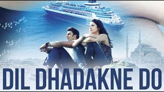 Dil Dhadakne Do [2015] Priyanka Chopra   Ranveer Singh   Anushka Sharma   Full Promotion!