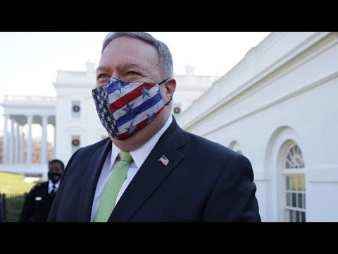 Secretary of State Mike Pompeo makes remarks at Voice of Ame