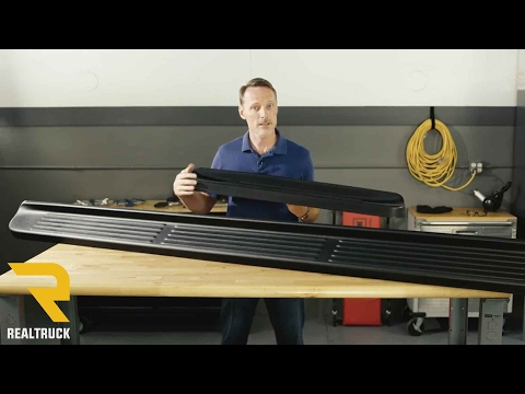 How to Install Ionic Gladiator Running Boards at AutoCu ...