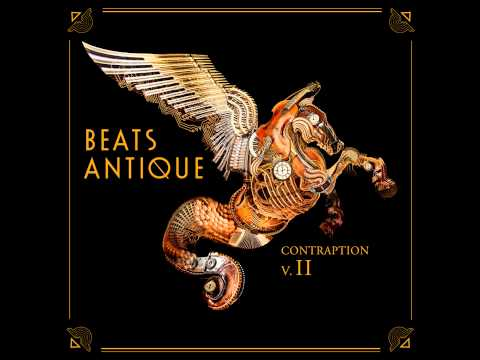 "Beats Antique - ""Crooked Muse"" (feat. LYNX)"
